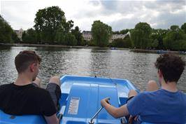 Regents Park Boating Lake